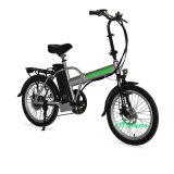 Задний привод велосипеда с электроприводом 48V 500 Вт складной велосипед с электроприводом