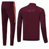 Venda por grosso de 2017 2018 Treino Soccer Suit Jaqueta calça