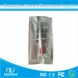134.2kHz em4305 13.56MHz Mifare microchip RFID Tag Chip de implante de tubo de vidrio