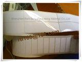 Collant lustré de papier auto-adhésif enduit de moulage auto-adhésif