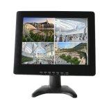 Monitor de ecrã LCD de 12 polegadas com alta resolução e Qualidade Industrial