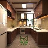 Interior de plástico ABS resistente al agua de la Junta en 3D para la Decoración de pared/techo