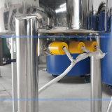 Réservoir de mélange Heated revêtu d'acier inoxydable avec le constructeur d'agitateur