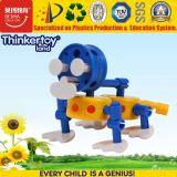 Animaux Thinkertoy nouveau Comin drôle de blocs de construction en plastique des jouets