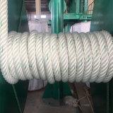 LIEGEPLATZ-Seil des China-Hersteller-Weiß-6 reines Nylondes strang-100%