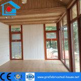 El buen precio fácil instala la cabina portable prefabricada de la casa de marco de acero