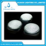 Copo AC12V par branco/RGB56 Luz Piscina debaixo de água