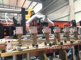 Bottiglia semiautomatica della benna che salta modellatura/macchina di formatura