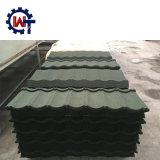 中国の工場直接石のバングラデシュの上塗を施してある金属の屋根瓦