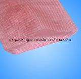 Antistatischer roter Perlen-Baumwollluftblasen-Beutel