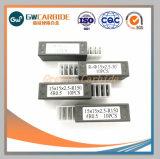 La alta calidad CNC de carburo inserciones (CNMG indexables120404)