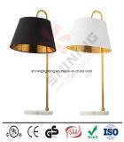 [نورديك] مصباح غرفة نوم رأس من الدراسة [ستّينغ رووم] مصباح [ردينغ دسك لمب] [أمريكن] بسيطة [بوستمودرن] رخاميّة