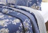 Königin-Bett Manufacter Baumwolle gesteppte synthetische Steppdecke