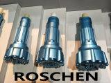 Abajo el agujero6-152SD mm Botón DTH Bit para el DS6 Hammer