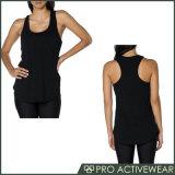 Sleeveless Hemd Großhandelsgymnastik-der trockenen Sitz-Frauen