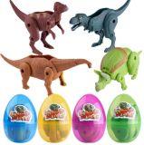 Banheira de venda de ovos de dinossauro coloridos deformado brinquedos
