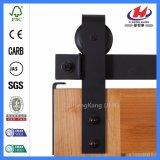 Puerta de granero de madera de la mejor losa de la calidad de la alameda de compras (JHK-SK08)