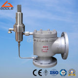 Управляемые давления предохранительного клапана (GAA46F / GAA46H / GAA46Y)