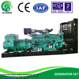 Cumminsのディーゼル機関6bt5.9-G2 (BCF82)を搭載する82kw/103kVA高品質水冷却の発電機セット/Genset
