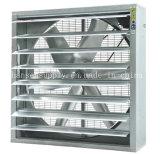 壁のWindowsによって取付けられる産業換気扇の冷却ファン