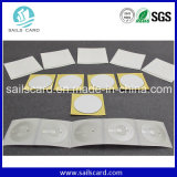Стикер Ntag213/Ntag216 RFID Printable перезаписывающийся NFC