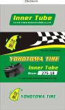 Fábrica butílica del tubo interno de la motocicleta (3.00-18 275-17 250-18 300-17 400-8 450-12 500-12)