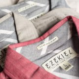 衣類の値段の衣服のダマスク織の習慣によって編まれるラベル