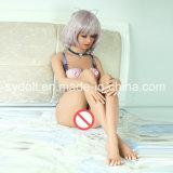 Sydoll 140cmの新しい着かれた小さい胸のアジア性愛人形