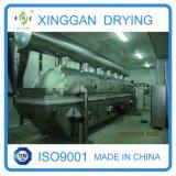 Fluido de adubos compostos equipamento de secagem do leito