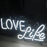 [نيون سن] أضواء حالة حبّ حياة لأنّ غرفة, جعة قضيب ملصقة