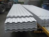 ガラス繊維の波形の透過屋根ふきシート、プラスチック波形の屋根ふきのパネル