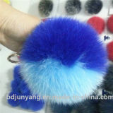 Ультрамодный мешок Keychain шарика шерсти и шкентель мобильного телефона
