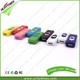 Aansteker USB van de Doos van de vertoning de Plastic Lichtere Navulbare