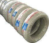 Fil d'acier recuit par qualité (10B21) pour faire la noix M16