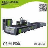 精密なEks高くおよび力のファイバーレーザーの切断およびGraving機械