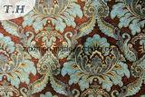 2016 Muito Splendid Pelúcias grande sofá por tecido Jacquard 440gsm