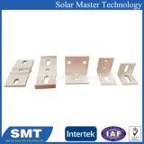 L Verbinder-Solarbodenhalterung