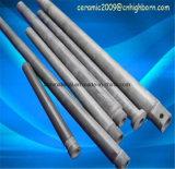 Manicotto di ceramica industriale del tubo del nitruro di silicio Si3n4