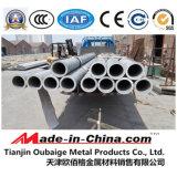 Tubo grande 6061 de la aleación de aluminio del diámetro con la talla 315mm*8m m