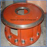 Сторона подшипникового щитка частей CNC отливки OEM высокого качества подвергая механической обработке