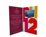 Hotest 7inch LCD Bildschirm-Video-Broschüre