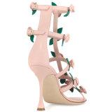 رفاهيّة نساء يتزوّج أحذية رقيقا [هي هيل] ميل سيادة [سندل] [شوس]