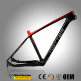 Оптовая торговля 15,5 дюйма 16,5 дюйма 17,5 дюйма углерода Mountian велосипедной рамы 26er 27.5er