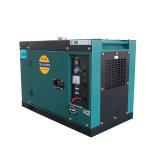 AC de Enige Diesel van de Fase 6kVA 7kVA Stille Luchtgekoelde Generator van de Generator
