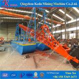 Dragueur /Equipment d'extraction de l'or de chapelet hydraulique