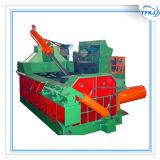 O fabricante de China faz para requisitar o ferro ferroso da compressa que recicl a máquina