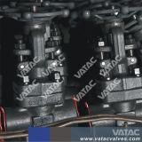 Saldatura dello zoccolo di A105 Cl800/valvola a saracinesca saldatura dello zoccolo
