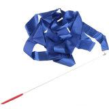 رقم وشاح عصا [جم] فنّ إيقاعيّة رياضيّ باليه علم خفّاق اللون الأزرق