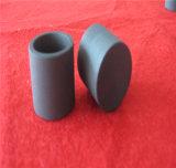 Creusets en céramique métallisés de sic de carbure de silicium de réaction de bonne qualité