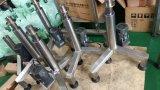 Vente en gros ronde horizontale industrielle de plaque tournante d'acier inoxydable